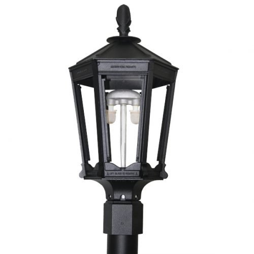 Everglow Gas Lamps | VW9A Gas Lamp Series