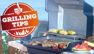 Hot Grilling Tips