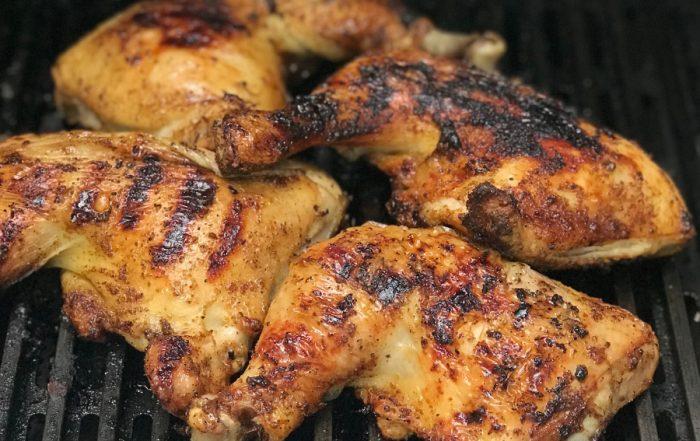 Beer-brinded Chicken